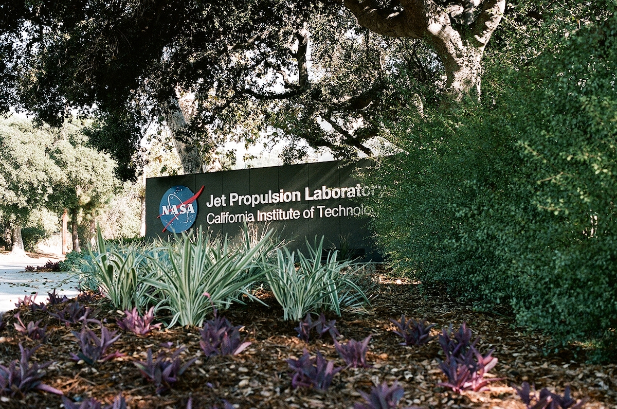 JPL. Shot on Portra 400.